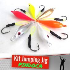 Kit Jig Pindoca 14 g 6 peças
