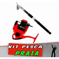 Kit Pesca Praia Winner 3.60