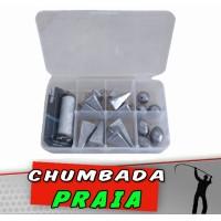 Kit Chumbada Praia 18 itens