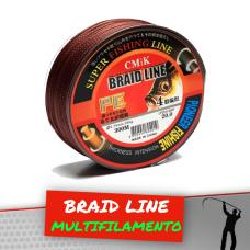 Linha Super Braid 0,75 mm