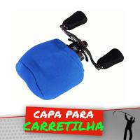 Capa Carretilha Azul