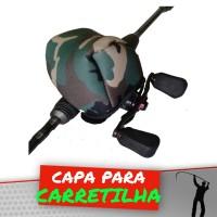 Capa Carretilha Camuflada