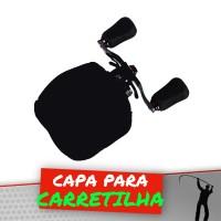 Capa Carretilha Preta