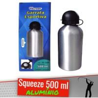 Garrafa Alumínio 500 ml