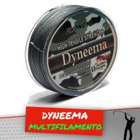 Linha Dyneema 0,50 mm