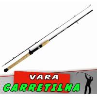 Vara Cesar 1.80 m 20-30 lbs