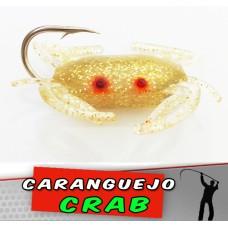 Caranguejo Chá 8 cm