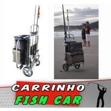 Carrinho Pesca Fish Car