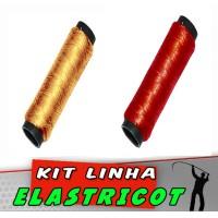 Kit Linha Elastricot para Iscas