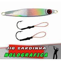 Jig Sardinha Holográfica