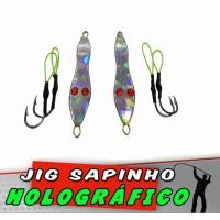 Jig Sapinho Holográfico