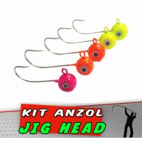 Kit Jig Open Eyes Pintado 15 g