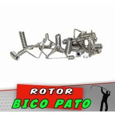 Rotor Engate Rápido Inox