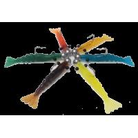 Kit 5 Camarão Articulado 8