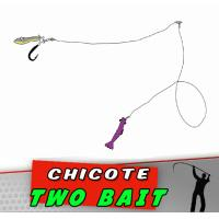 Chicote Two Bait 2 Iscas