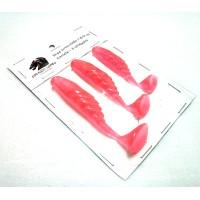 Kit Shad 7-8-9 cm Rosa