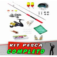 Kit Pesca Completo 117 itens
