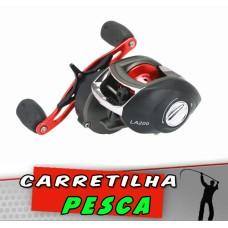 Carretilha LA200 12+1 Ball