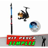 Kit Pesca Simples