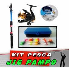 Kit Pesca Pampo - Corvina