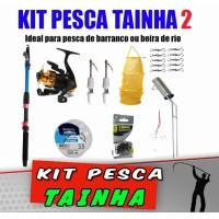 Kit Pesca Tainha Completo