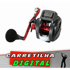 Carretilha Contador Digital