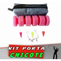 Kit Porta Chicotes 12 peças