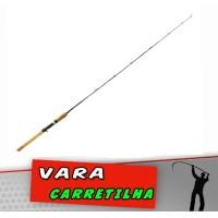 Vara Target 2.10 m Carbono