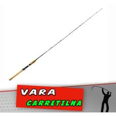Vara Target 2.40 m Carbono