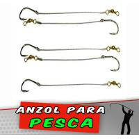 Anzol 4330 Encastoado 7/0