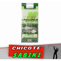 Chicote Sabiki Verde