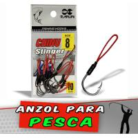 Anzol Suporte Hook