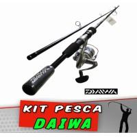 Kit Pesca Daiwa Shock 1.80 m