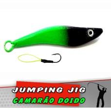Jig Camarão Verde Preto