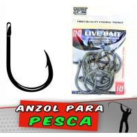 Anzol Live Bait