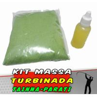 Kit Massa Turbo Tainha 500 g