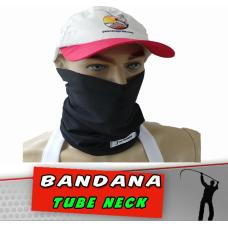 Tube Neck Black UV 50