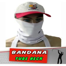 Tube Neck Branco UV 50