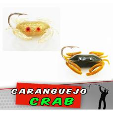 Kit Isca Caranguejo 8 cm