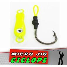 Micro Jig Amarelo Limão 8 g